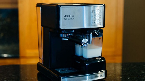Mr. Coffee Cafe Barista Review- Best Espresso Machine under $200